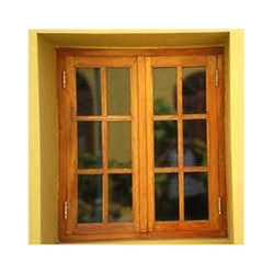 Standard Sagwan Window