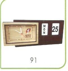91 Table and Wall Clocks