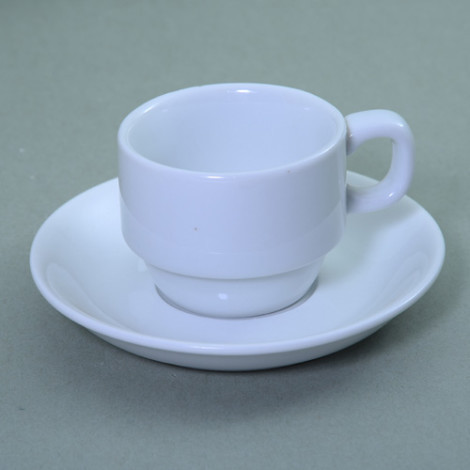 demi tasse cup saucer at rs 46 piece cup saucers id 13392560788. Black Bedroom Furniture Sets. Home Design Ideas