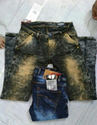 Mens Shading Jeans