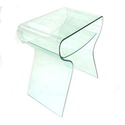 Toughened Bended Glass, Thickness: 10 Mm, Size: 51-200 mm