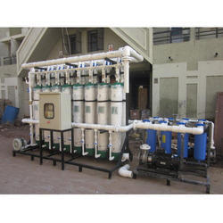 Commercial Ultrafiltration Plant