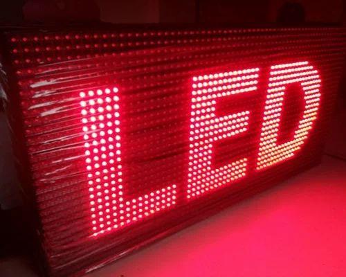 P10 Led Display Board Light