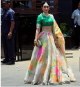 Latest Celebrity Dress