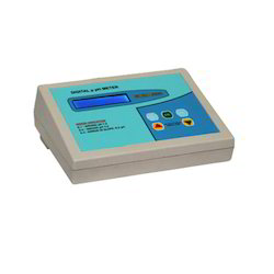 Micro Processor Based PH Meter - 3 Point Auto Calibration
