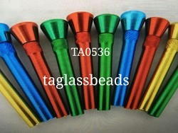 Roller Smoking Aluminum Pipe