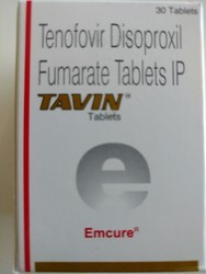 TAVIN Tenofovir Disoproxil Fumarate Tablet