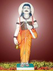 Marble Navnath Statues