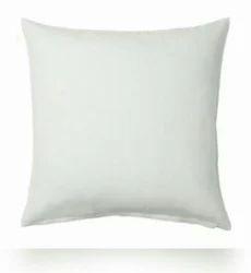 Plain White Cushion Cover