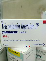 Targocid Injection 400 Mg