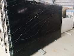 River Black Marble