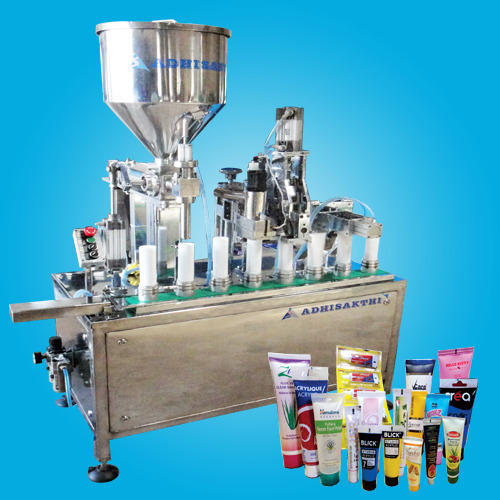 Tube Filling And Sealing Machine Cream Filling Amp Sealing