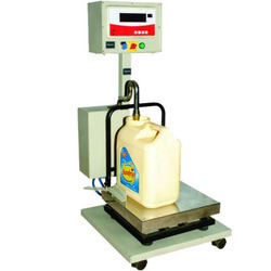 Plastic Container Filling Machine