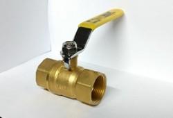 Forged Brass Ball Valve