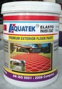 Aquatek Conchem High Sheen Exterior Floor Paint, Packaging Type: Can, Bucket, Packaging Size: 1, 5 L