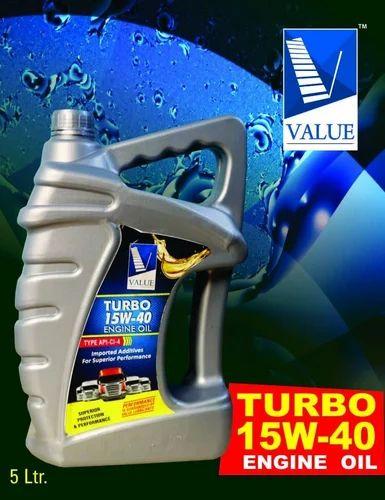Diesel Engine Oil 15W40