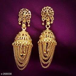Trendy Alloy Earrings