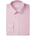 Solid Dyed Pink Executive Shirt