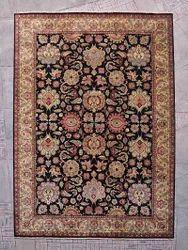 Black-ivory Udai Exports Kashan Carpets