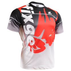 Mens Printed Sports T Shirt