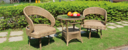 Royal Design Outdoor Wicker Coffee Set