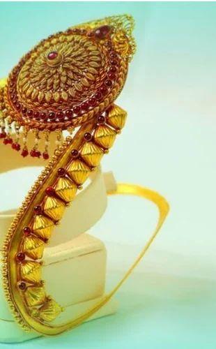Antique Armlet Bangles Bracelets Anklets Bhima Jewellers In