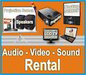 Audio Visual Equipment Rental Service, Meeting Hall, Kolkata