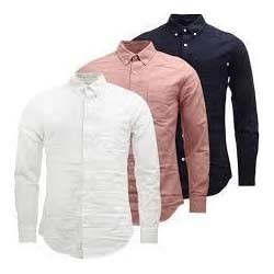 e1f161184e8 Mens Cotton Plain Shirts at Rs 550  piece
