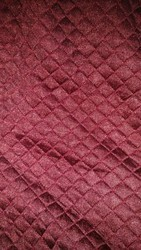 Jacquard Quilted Interlock Fabric