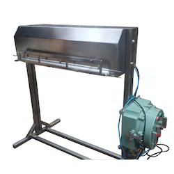 ROYAL PACK Flameproof Pneumatically Operated Bag Sealing Machine, PBC-100 R