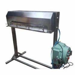 Flameproof  Pneumatically Operated Bag Sealing Machine
