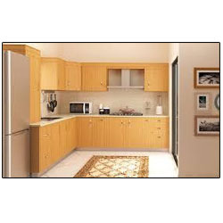 Wooden Modular Kitchen Rates As Per Design