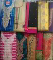 Unstitched Ladies Suits