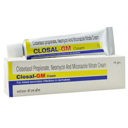 Clobetasol Propionate Neomycin And Miconazole Cream