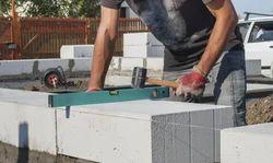 125 Mm Autoclaved Aerated Concrete Block