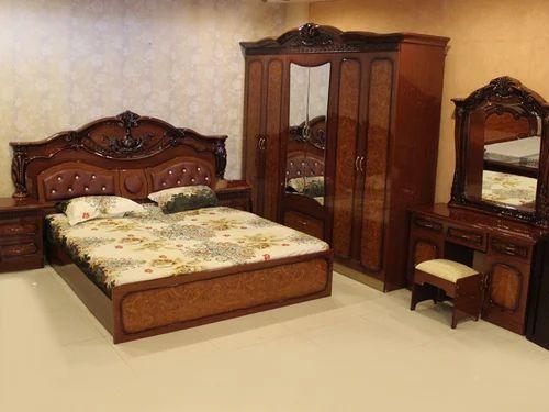 Bedroom Set, बेडरूम सेट at Rs 208359 /set | लकड़ी के ...