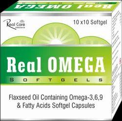 Real Omega 3 Capsules