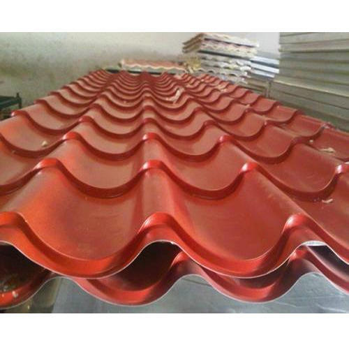 Steel Stainless Steel Tile Profile Roof Sheets Id
