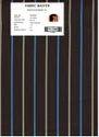 Yarn Dyed Dobby Stripe Fabrics FM000331