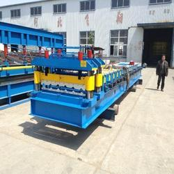 Cold Panel Roll Forming Machine