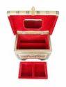 Golden Royal Treasure Chest (Rajwadi Pitara)