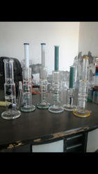 Handy Comb Glass Bongs
