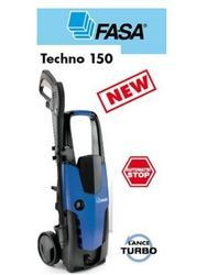 Fasa High Pressure Cleaner - Techno 150 Bar
