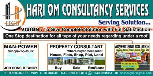 Hari Om Consultancy Services - Service Provider of Property ...