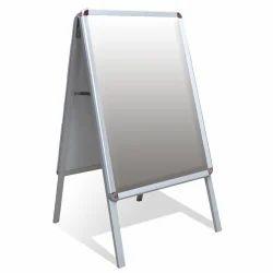 Aluminum Framed Stand
