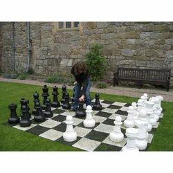 Giant Lawn Chess Set