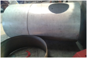 SS Tank Rolling & Fabrication Service