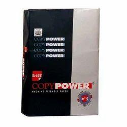 White BILT Matrix Copy Power Paper, 75.0 g/m2, Packing Size: 500 Sheets Per Pack