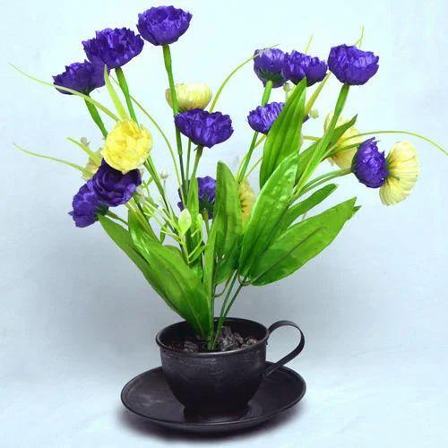 Tea Cup Flower Pot