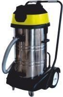 Wet And Dry Vacuum Cleaner 60 Ltr 2 Motor